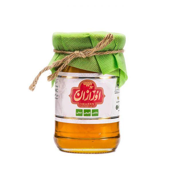 عسل آویشن ارگانیک 360 گرمی اورازان