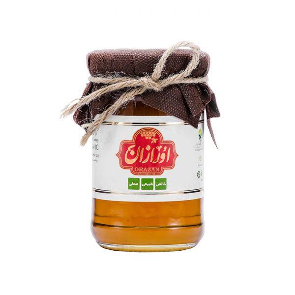 عسل کنار ارگانیک 360 گرمی اورازان