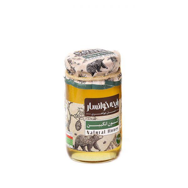 عسل گون انگبین ارگانیک 250 گرمی رایحه خوانسار