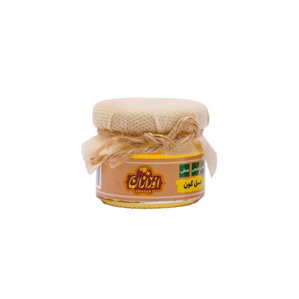 عسل گون ارگانیک 35 گرمی اورازان