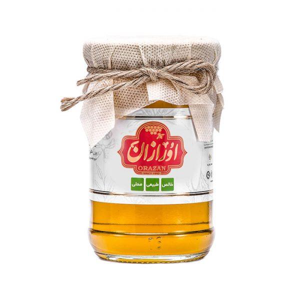 عسل گون ارگانیک 360 گرمی اورازان