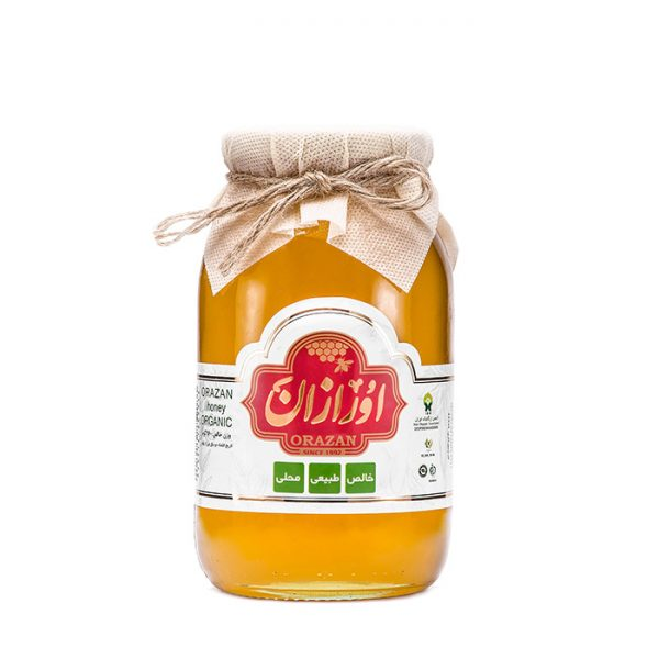 عسل گون ارگانیک 960 گرمی اورازان