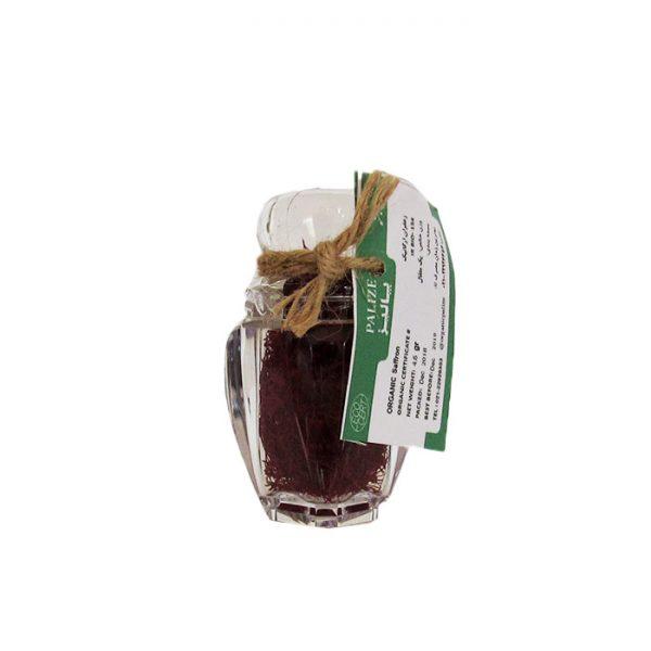 زعفران ارگانیک 1 مثقالی پالیز