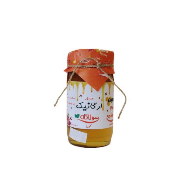 عسل ارگانیک گون 685 گرمی سولاکان