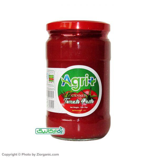 رب گوجه ارگانیک اگری پلاس