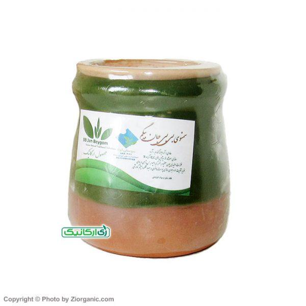 سمنوی ارگانیک 700 گرمی - زی ارگانیک