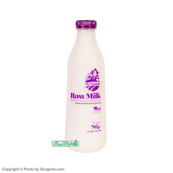 شیر ارگانیک، سالم، طبیعی آقای طبیعی - زی ارگانیک