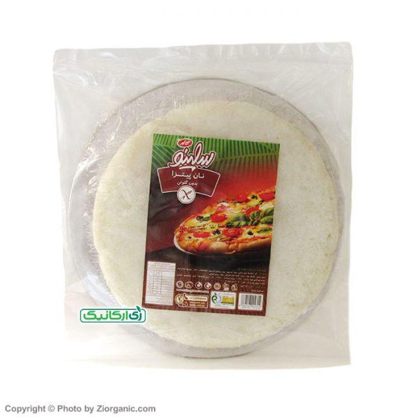 نان پیتزا بدون گلوتن سلینو - زی ارگانیک