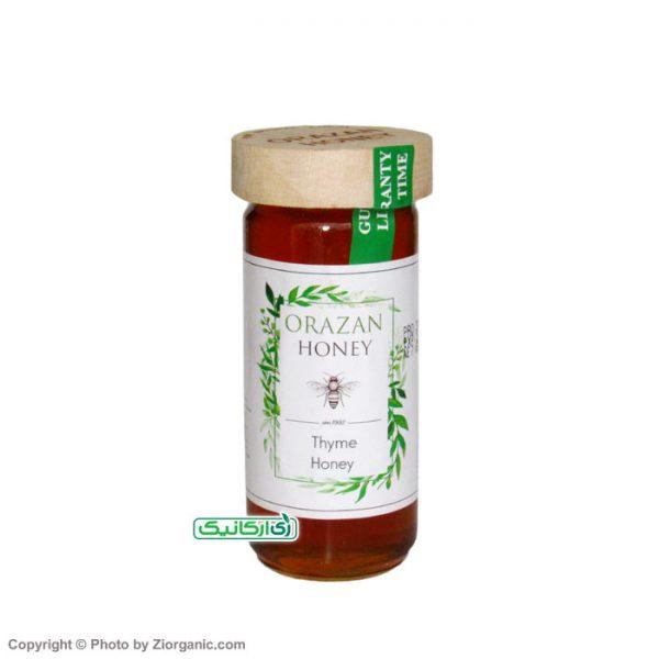 عسل آویشن ارگانیک 650 گرمی - زی ارگانیک