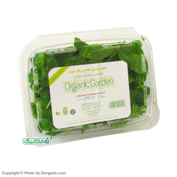 سبزی نعنا ارگانیک - زی ارگانیک