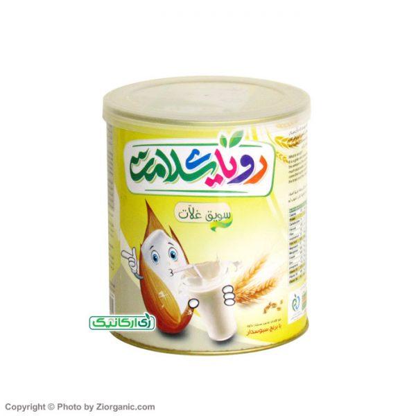سویق 5 گیاه ارگانیک بدون شکر - زی ارگانیک