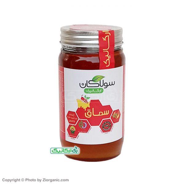 عسل سماق ارگانیک