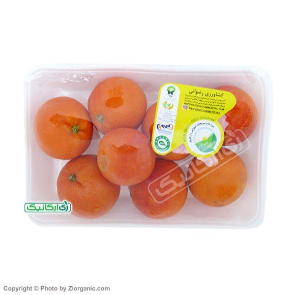 پرتقال خونی (تو سرخ) ارگانیک