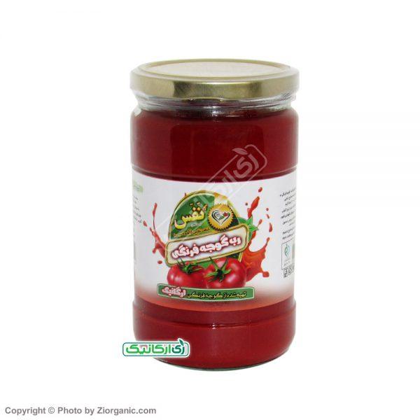 رب گوجه ارگانیک - زی ارگانیک